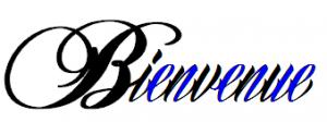BIENVENUE 1